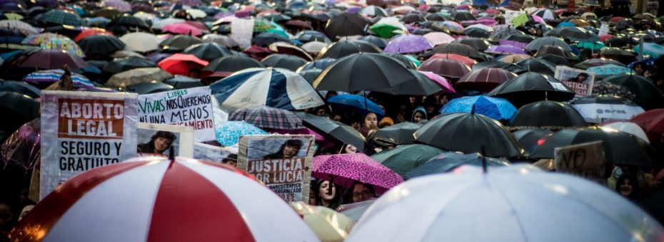 A dos años del primer paro a Macri: el Paro Nacional de Mujeres
