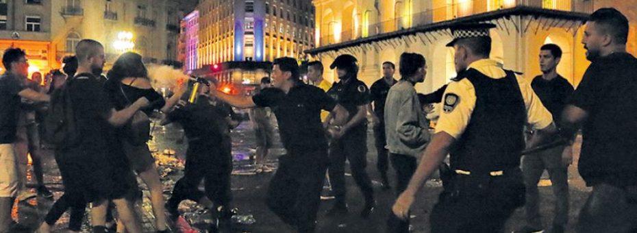 Avanza la investigación de la represión al #8M en Argentina