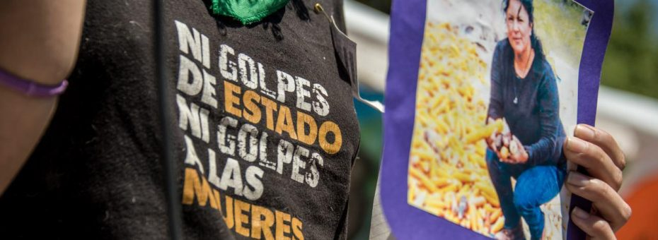 Honduras: el 17 de septiembre comienza el juicio por el asesinato de Berta Cáceres