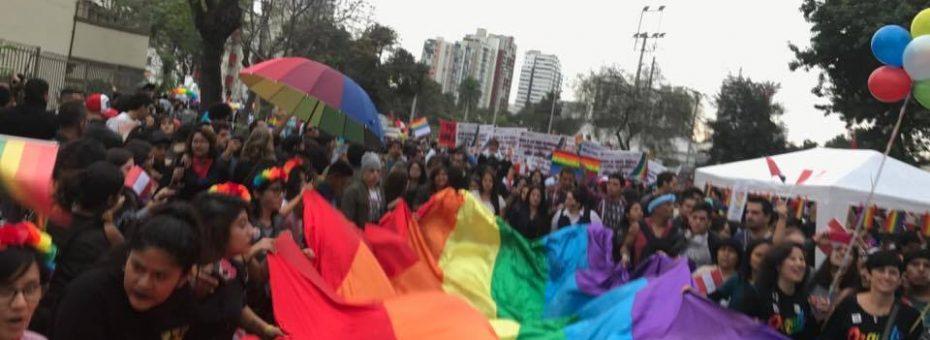 Perú: la marcha arcoiris que superó el discurso de odio