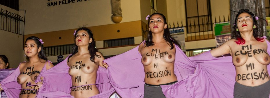 Feministas de Perú y Bolivia exigieron a la CIDH una audiencia sobre despenalización del aborto