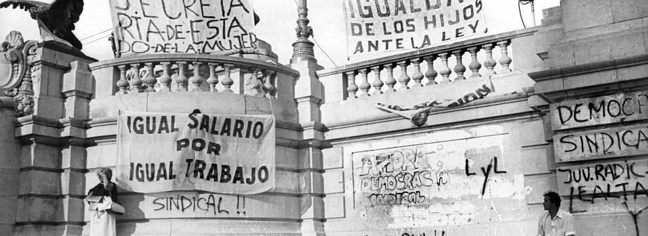 De La Voz a la escritura: periodistas feministas en los 80