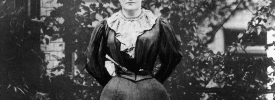 Te recordamos el coraje, Clara Zetkin