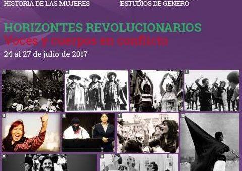 Horizontes revolucionarios: voces y cuerpos en conflicto