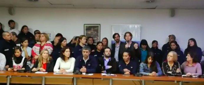 Lxs trabajadorxs de Pepsico anuncian una jornada nacional de lucha
