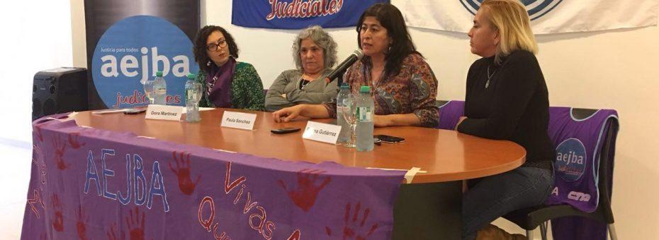 Tramando un feminismo sindical