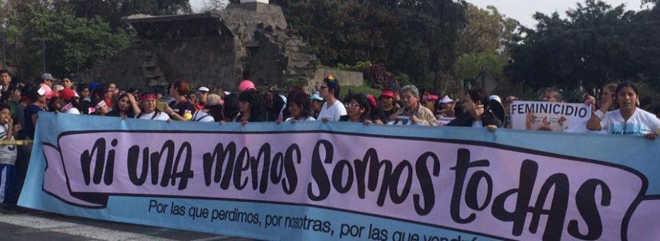 """Ni Una Menos Perú: """"El Estado es responsable de cada feminicidio y acto de violencia contra la mujer"""""""