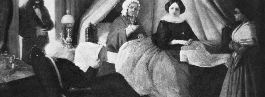 Con el periódico en la mano: mujeres lectoras en el siglo XIX