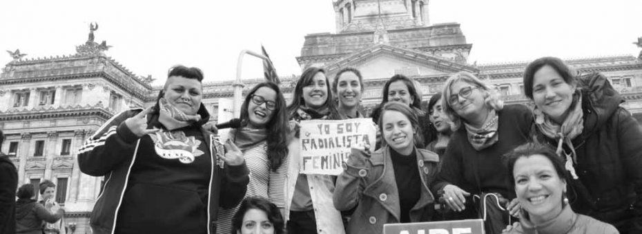 Convocan a organizar el primer Encuentro Nacional de Radialistas Feministas