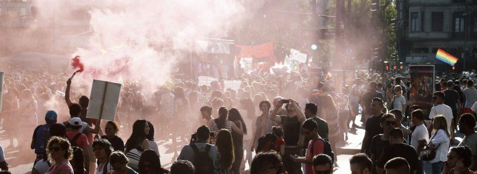 Organizaciones presentaron un hábeas corpus para prevenir abusos policiales en la Marcha del Orgullo