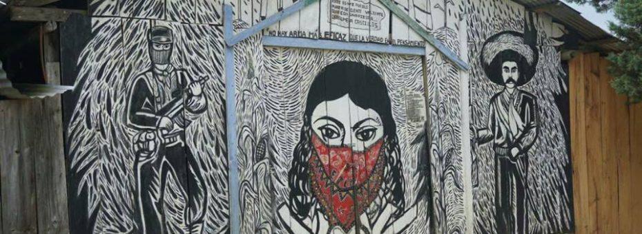 EZLN convoca al primer encuentro internacional político, artístico, deportivo y cultural de mujeres que luchan
