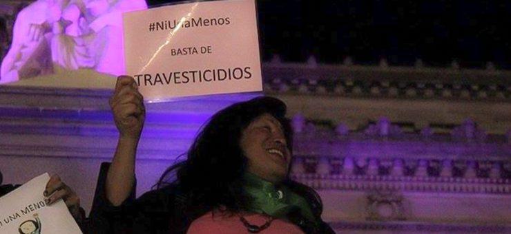 Hoy comenzará el juicio por el travesticidio de Diana Sacayán