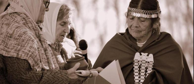 """""""La reforma macrista le pega de lleno a la mujer indígena"""""""