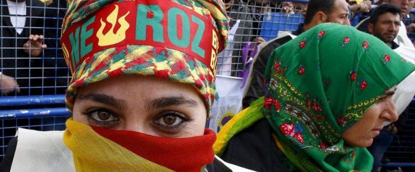 Las mujeres de Kurdistán convocan al Paro Internacional de Mujeres