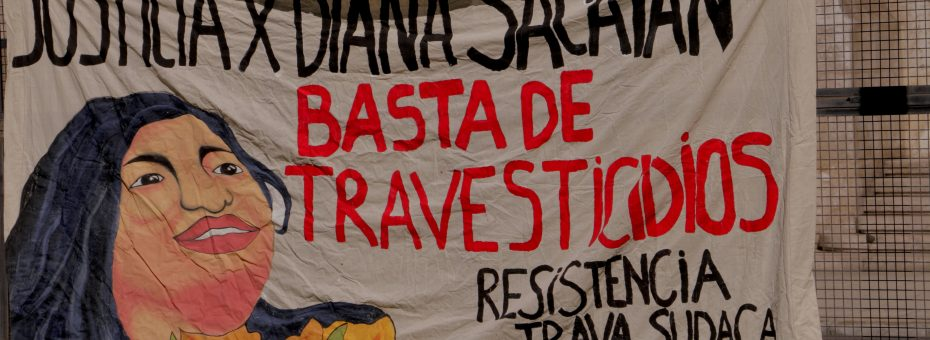Diana Sacayán: el único imputado se negó a declarar
