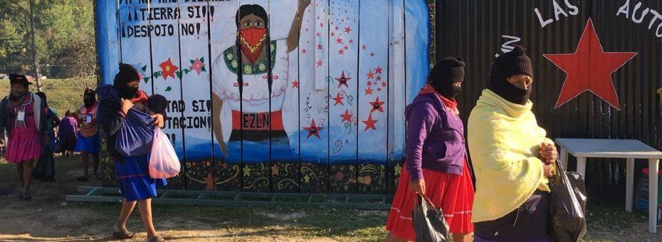 Chiapas: la utopía feminista y zapatista