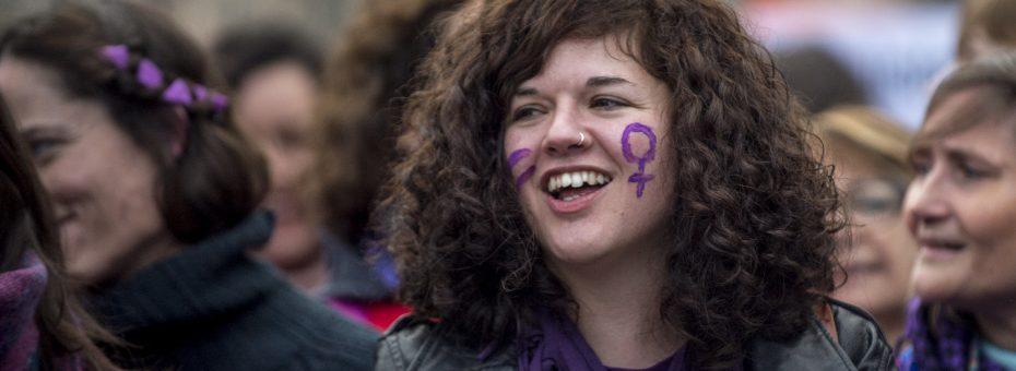 "Sofía Castañón: ""Para que todas juntas cambiemos todo"""