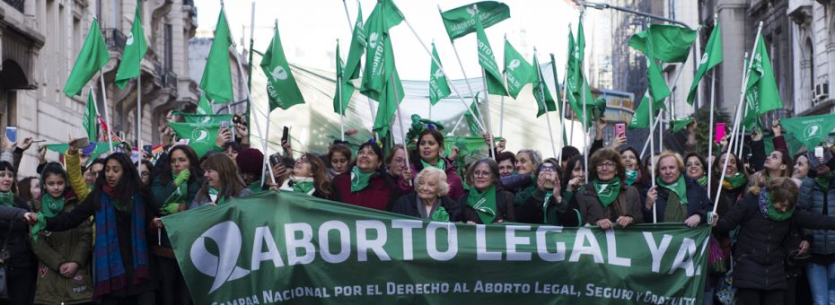 #AbortoLegalYa: cronología de una ley empujada por el feminismo