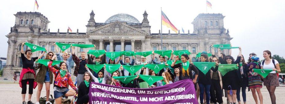 #AbortoLegalYa: un grito mundial