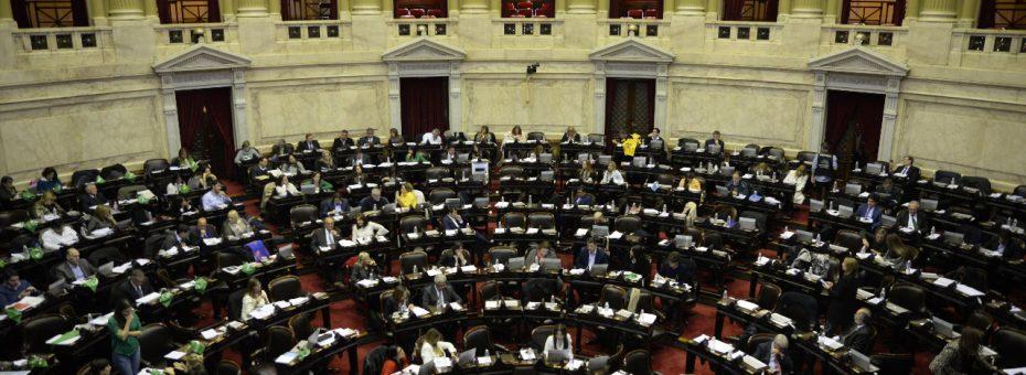 #AbortoLegalYa: Comenzó la sesión con el congreso dividido