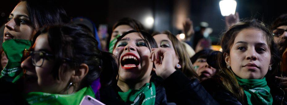 Nunca más clandestinas: herencia, futuro y política feminista
