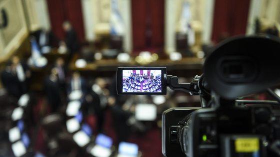 #8A Sesión histórica en el Senado