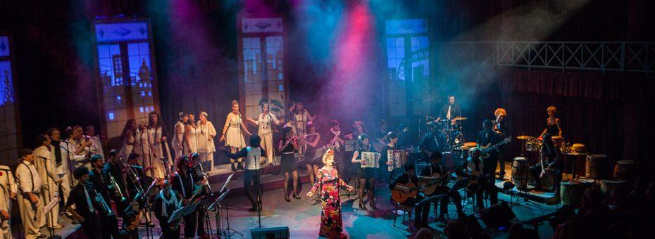 Orquesta atípica y feminista