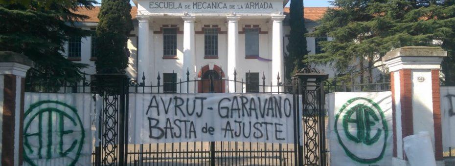 """""""Están en riesgo 10.000 fuentes laborales en todo el Ministerio de Justicia"""""""