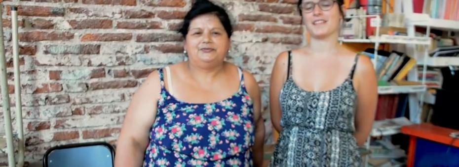 Un ecógrafo para un centro de salud feminista