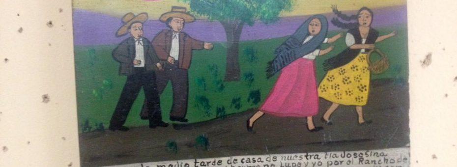 Mucho antes de Ni Una Menos y Me Too: retablitos mexicanos que cuentan violencias y abusos sexuales