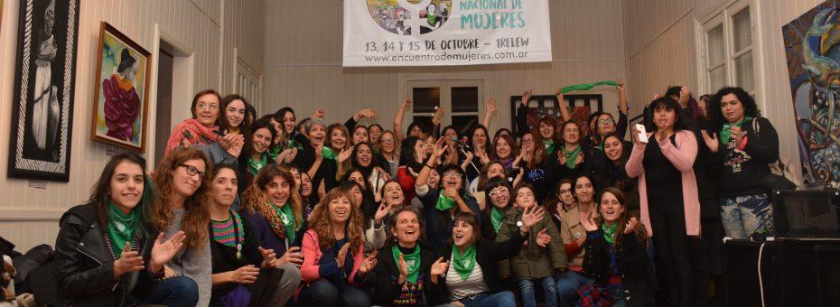 Cómo se prepara Trelew para el Encuentro Nacional de Mujeres