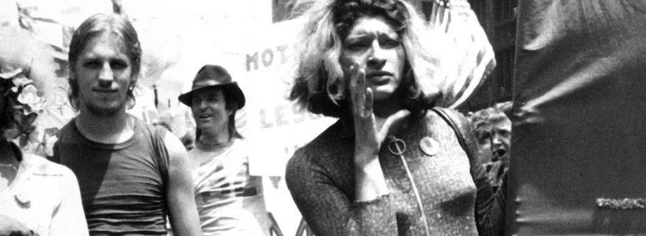 """Sylvia Rivera: """"Te cansás de nomás ser oprimidx"""""""
