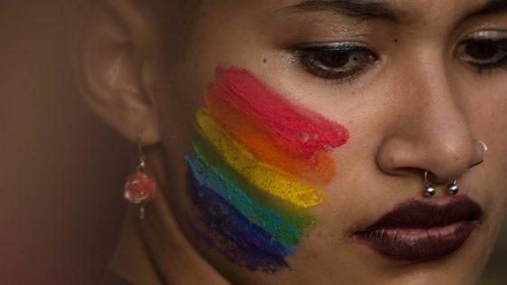 XXVII Marcha del Orgullo LGBTIQ+ en Buenos Aires en fotos