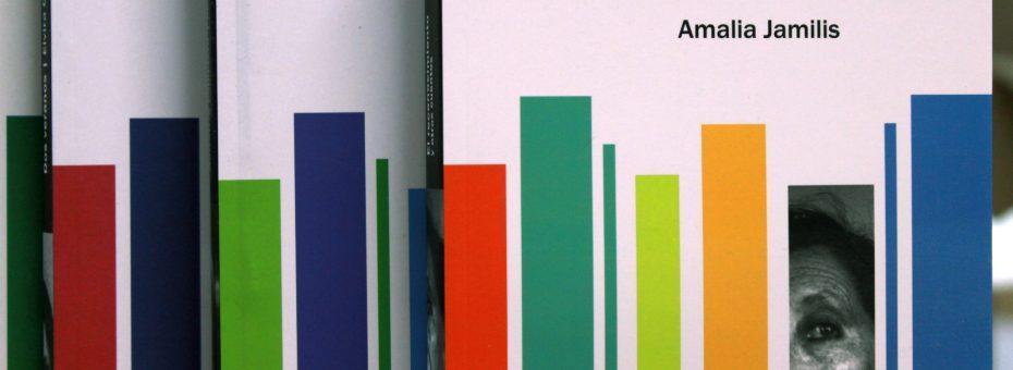 Tensa escritura furtiva: sobre Detrás de las columnas, de Amalia Jamilis