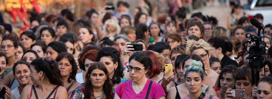 Poder feminista en asamblea: el 8M es con todas y todes