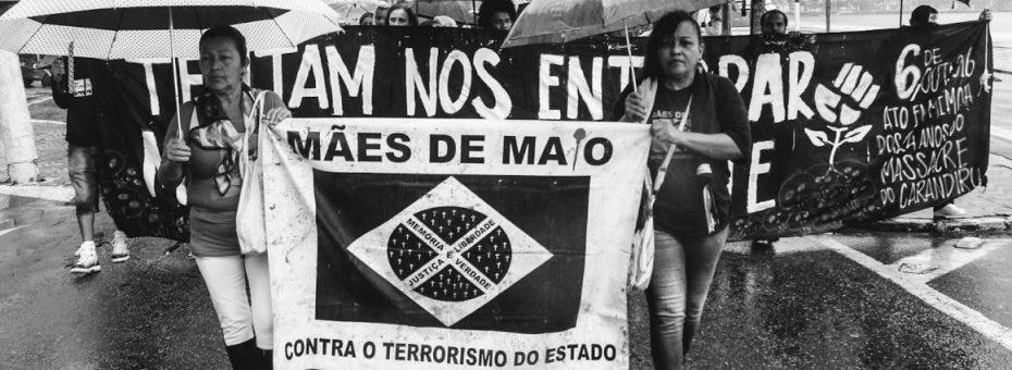 Madres de mayo de Brasil: contra la violencia estatal