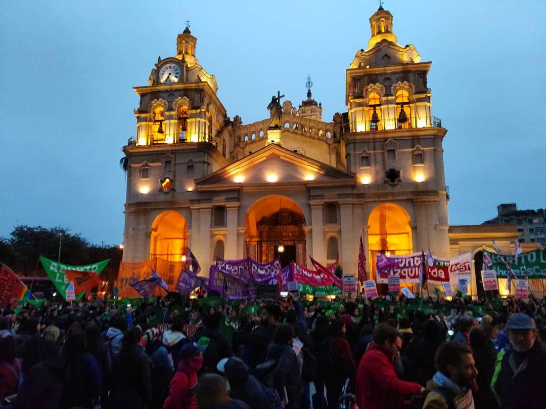 Ni Una Menos en Córdoba