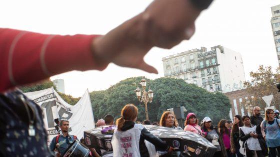 #3J 2019: basta de violencia económica, sexista, racista y clasista