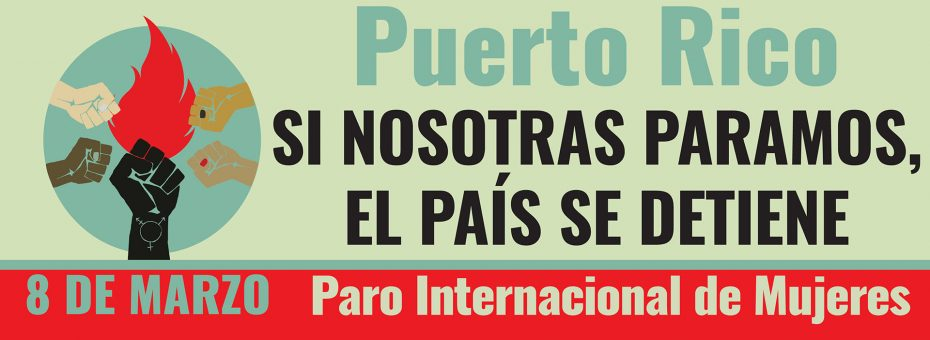 Puerto Rico: sobran los motivos para organizarnos y luchar