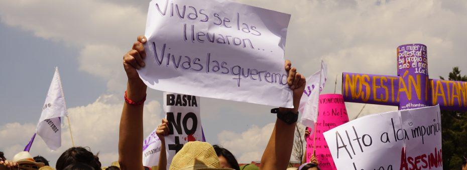Ecuador: ocho motivos para ir al paro de mujeres