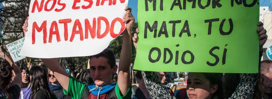 Argentina: un femicidio cada 30 horas en 2016