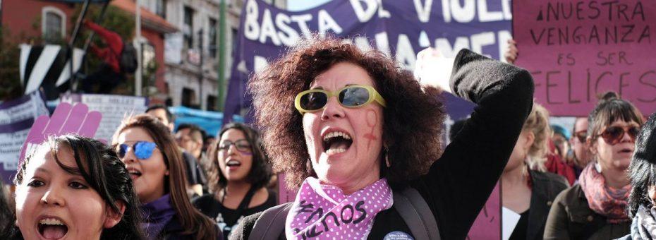 Una postura profundamente feminista contra el mundo administrado