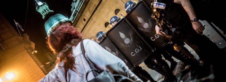 La Justicia no investiga la represión en el Encuentro de Mujeres