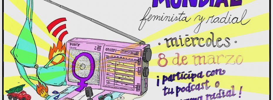 Una maratona radial feminista de 12 horas el día del paro