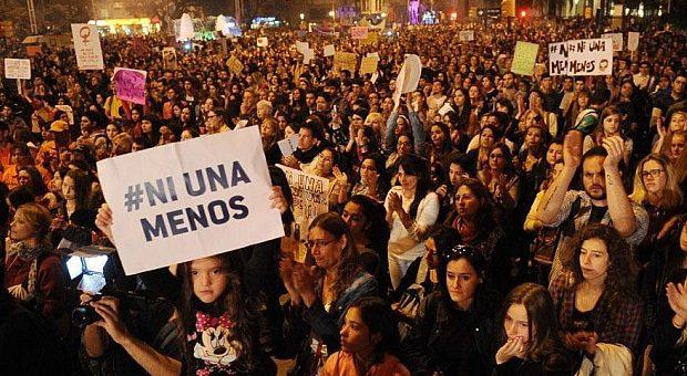 Casi el 70 % de femicidios en Uruguay son en el ámbito doméstico