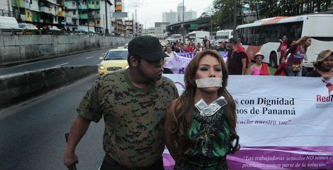 Panamá: denuncian detenciones arbitrarias a trabajadoras sexuales