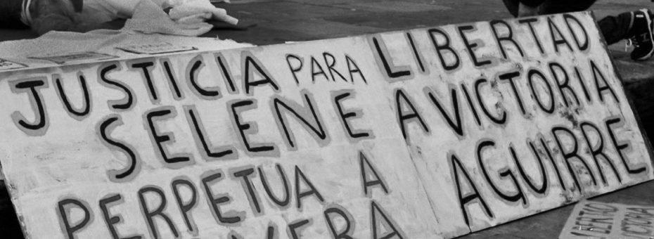 Victoria Aguirre: él mató a su hija, pero ella podría tener perpetua