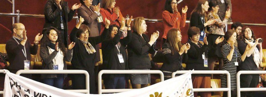 """Chile: """"un paso histórico para las mujeres y los derechos sexuales y reproductivos"""""""