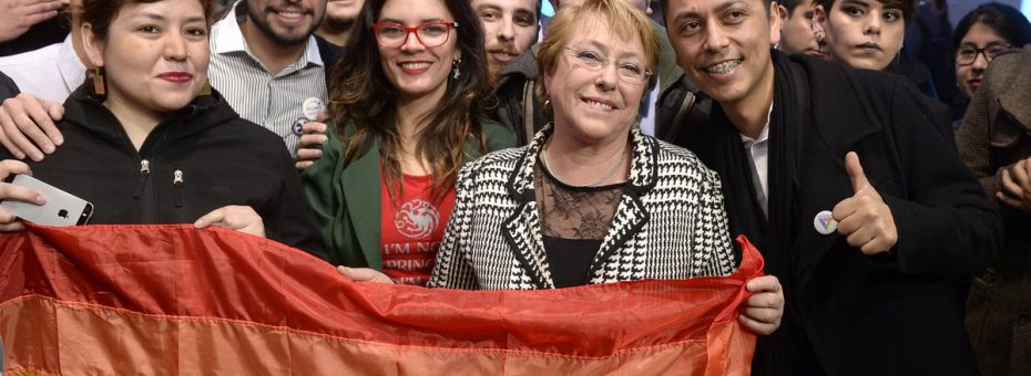 El gobierno chileno presentó el proyecto de ley de matrimonio igualitario