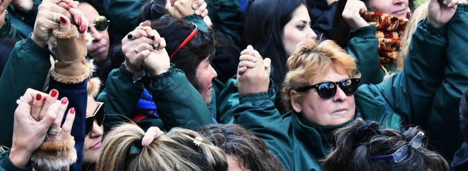 Trolebuseras: despidos como disciplinamiento a la conducción de las mujeres